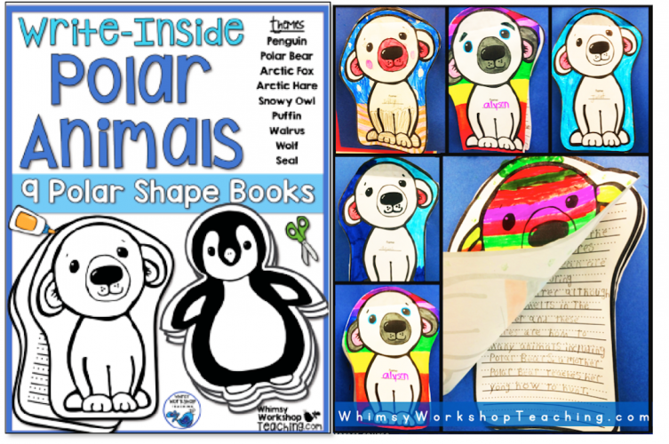 Write Insides Polar Bears