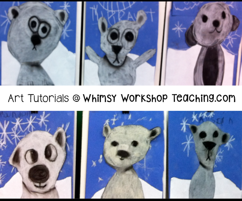 Winter Crafts For The Classroom Whimsy Workshop Teaching