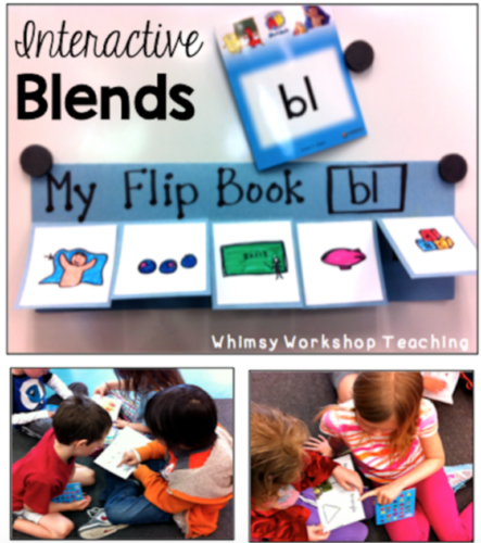 Blends and Phonics