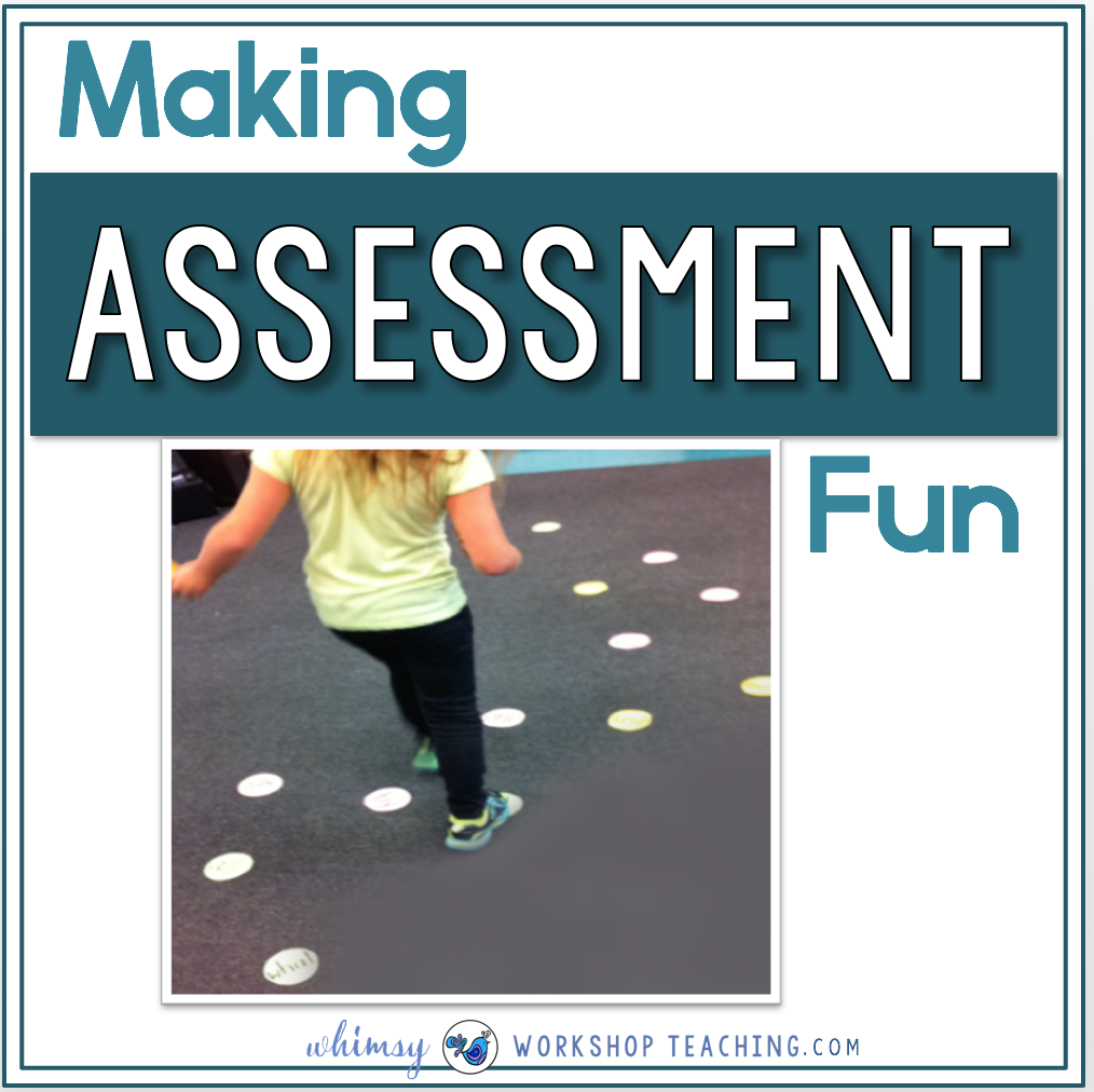 making assessment fun