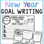 Writing Templates For The New Year (Free)