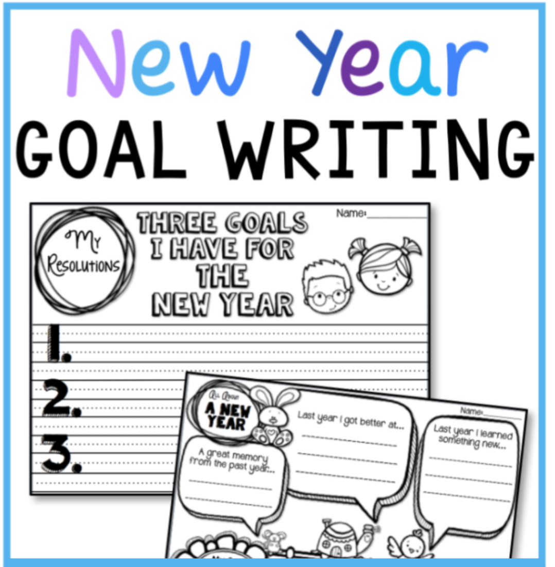 New Year Goal Writing