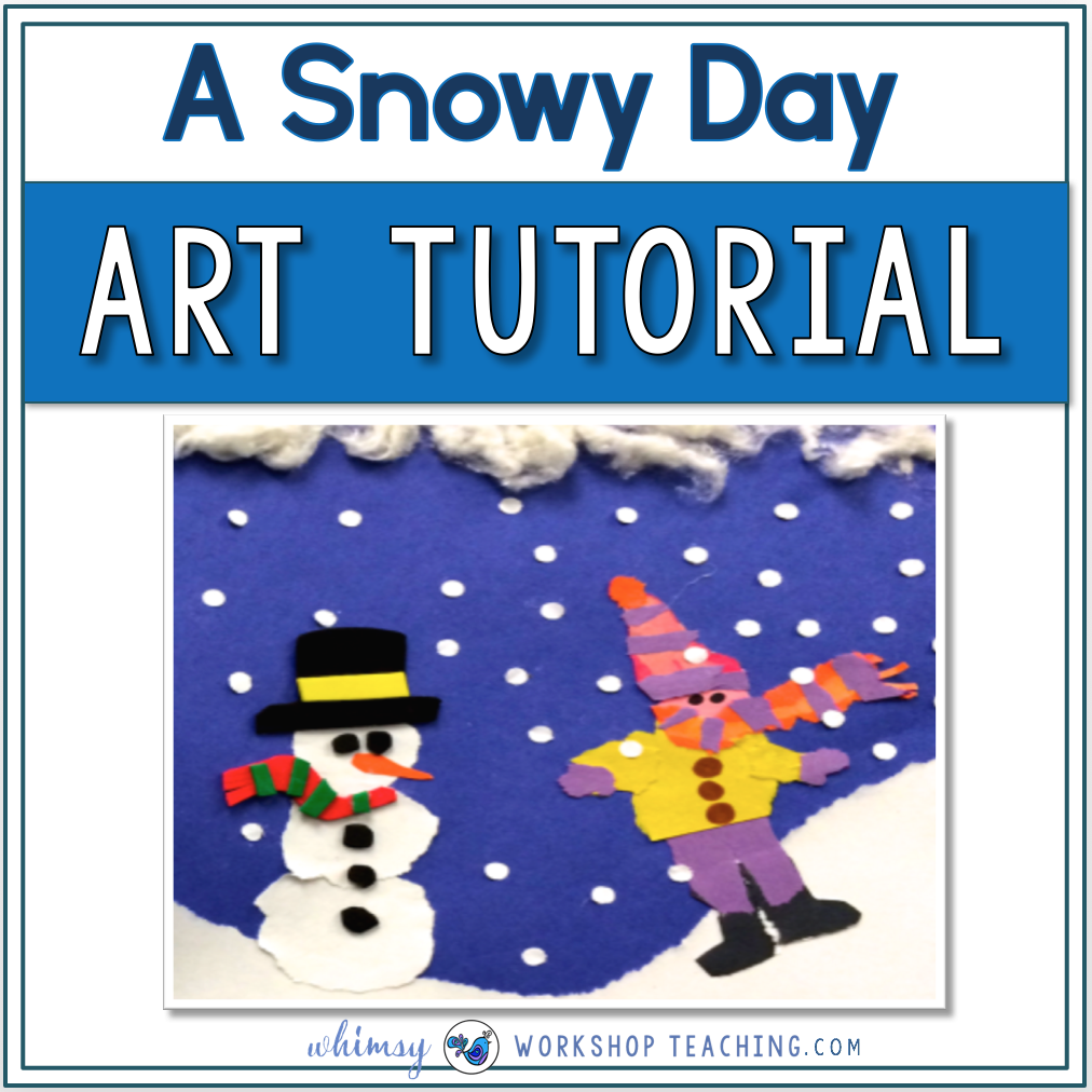 Keep this photo tutorial for step by step instructions to make this cute 3D winter scene. They turn out different for everyone and make a great art display!