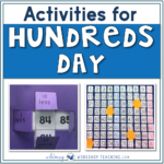 Hundred's Day FUN and Free Collaborative Poster