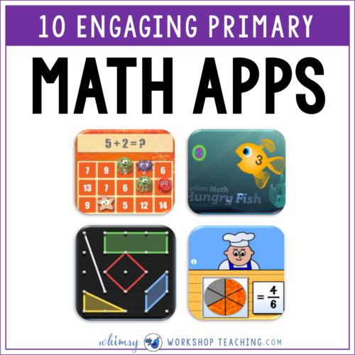 ipad apps for effective math practice k-2