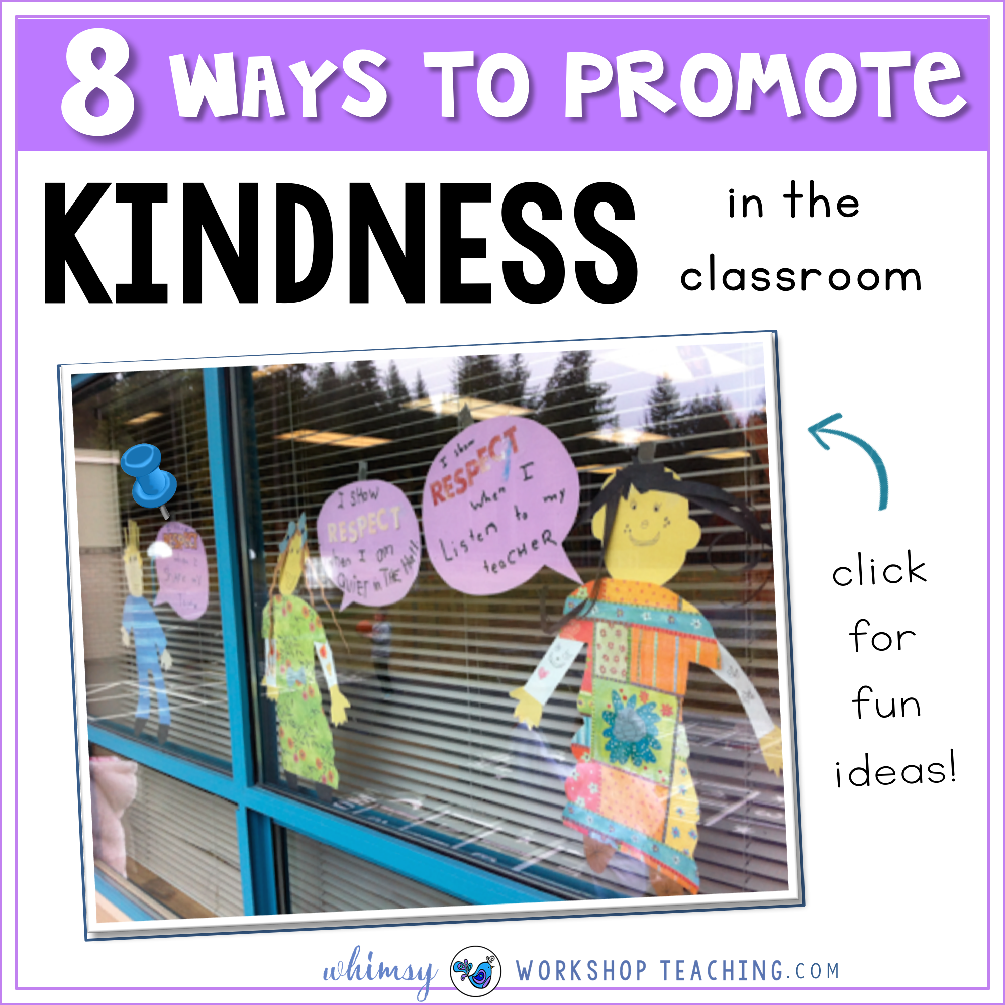 8 ways to promote kindness in the classroom