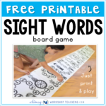 Spelling Patterns and Sight Words