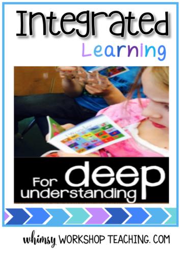 Integrated Learning is great for both students and teachers when deeper understanding is your goal. Read about what the research is telling us