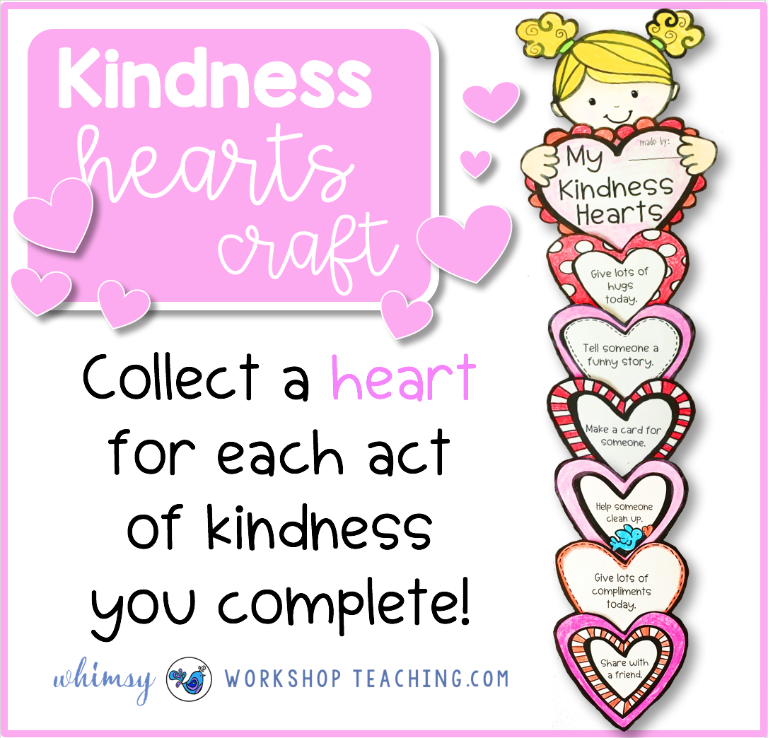 Kindness crafts