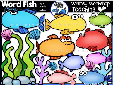 Word Fish