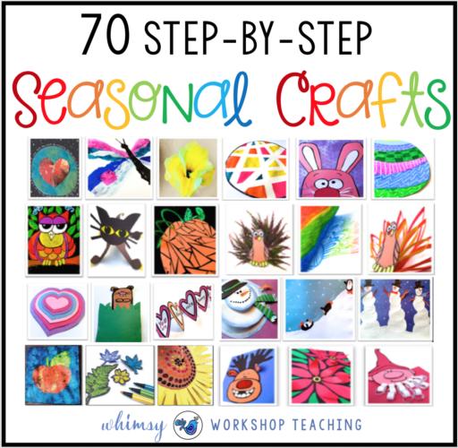 70 Seasonal Art Cards