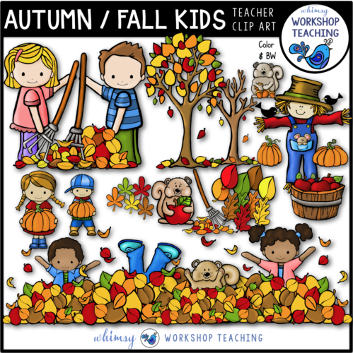 Autumn Fall Kids