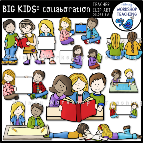 Big Kids Collaboration WWT