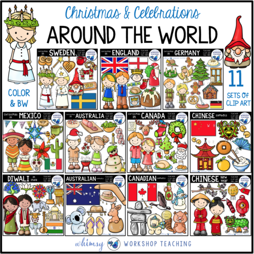 Celebrations Around the World Bundle