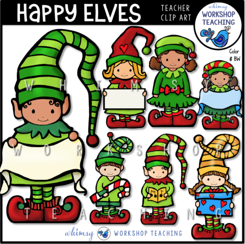 Christmas Elves WWT
