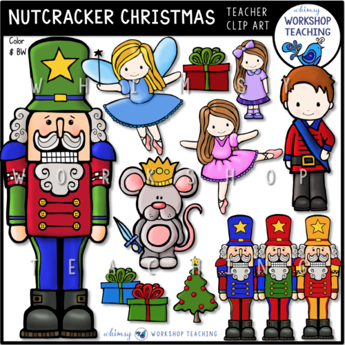 Christmas Nutcracker WWT