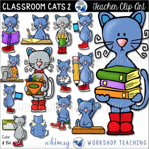 Classroom Cats 2