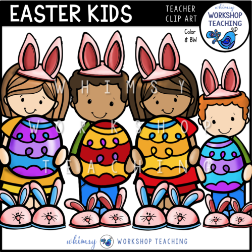 Easter Kids WWT