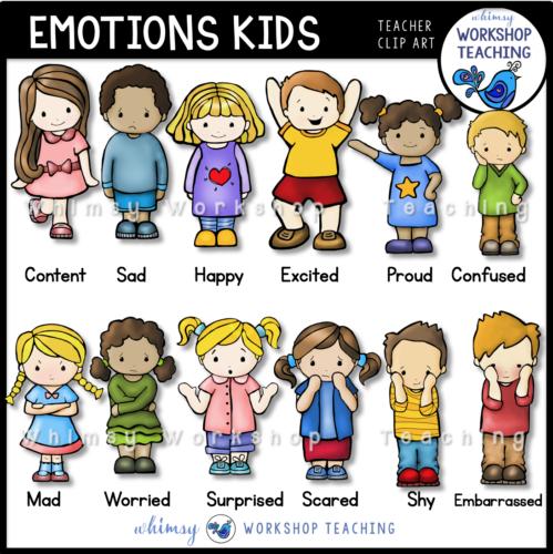 Emotions Kids WWT