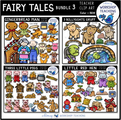 Fairy Tales Whimsy Workshop Teaching