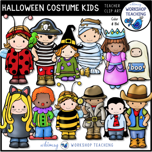 Halloween Costume Kids WWT
