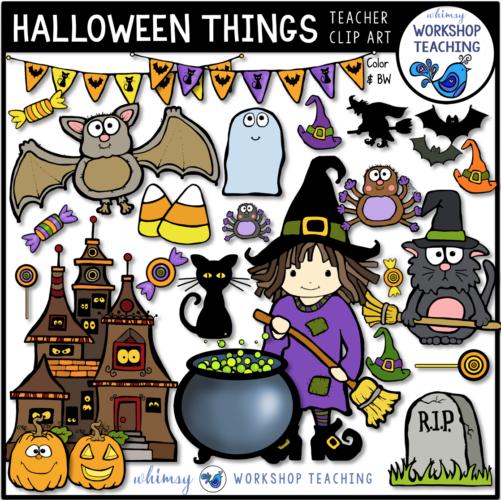 Halloween Things WWT