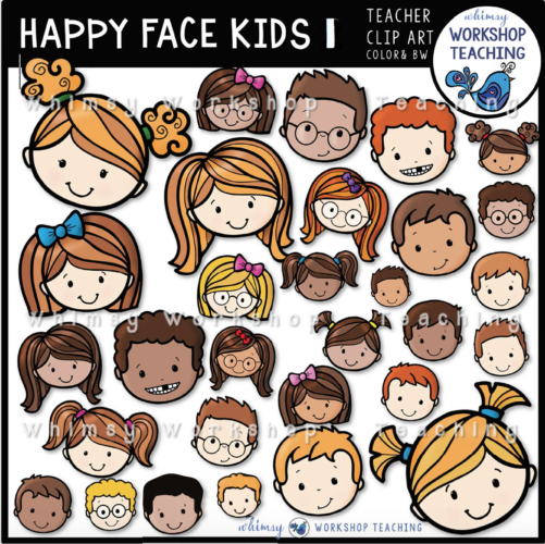 Happy Face Kids 1 WWT