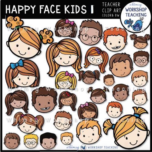 Happy Face Kids 1 WWT