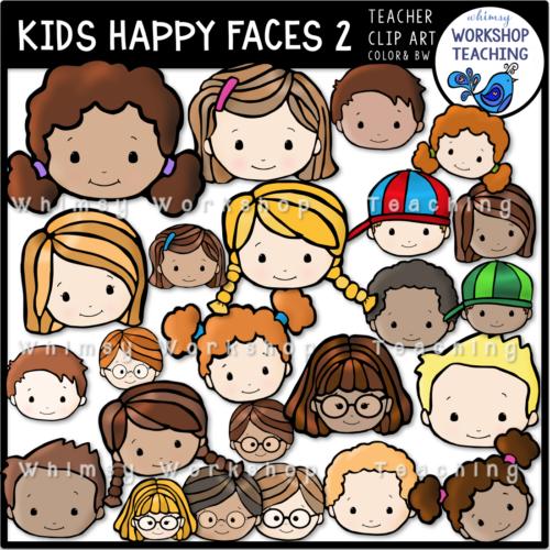 Happy Face Kids 2
