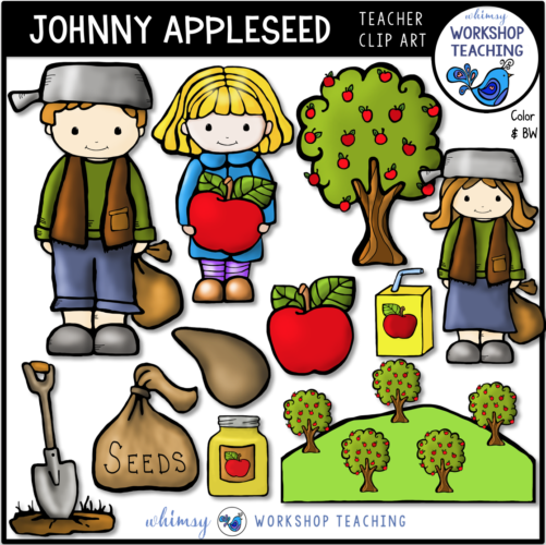Johnny Appleseed WWT
