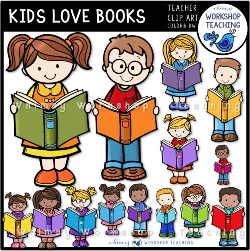 Kids Love Books WWT