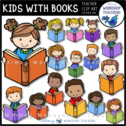 Kids With Books WWT