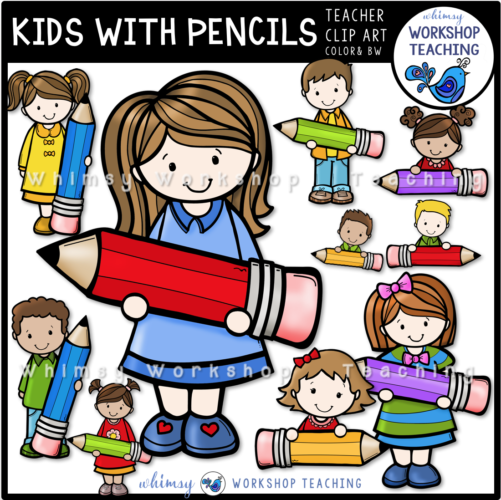 Kids With Pencils WWT