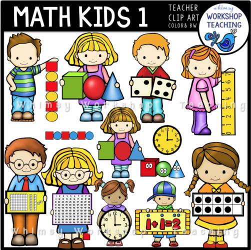 Math Kids 1 WWT
