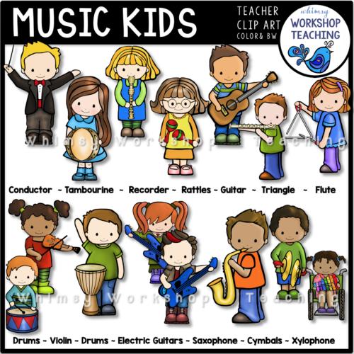 Music Kids WWT