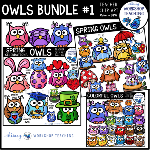 OWLS Bundle 1 WWT