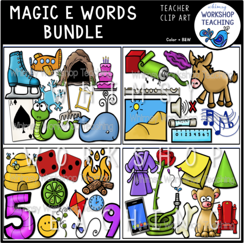 Phonics Magic E WWT