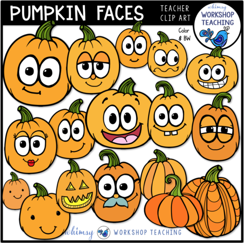 Pumpkin Faces WWT