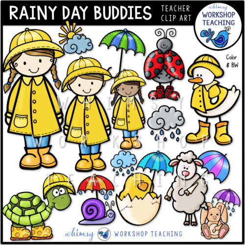 Rainy Day Buddies WWT