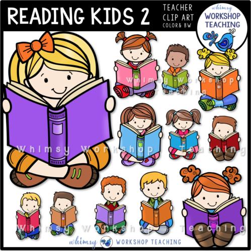 Reading Kids 2
