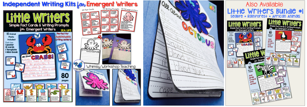 Little Writers Series Bundle