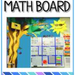 Math Board: Daily Practice