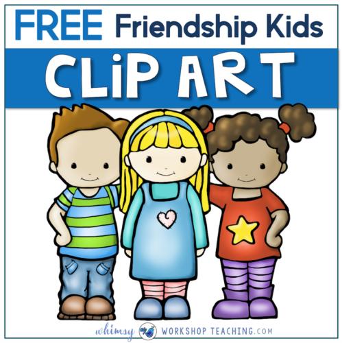 Free kids clip art image