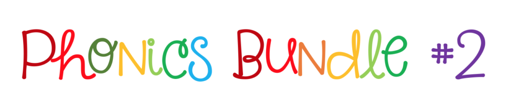 Phonics Bundle 2 Header