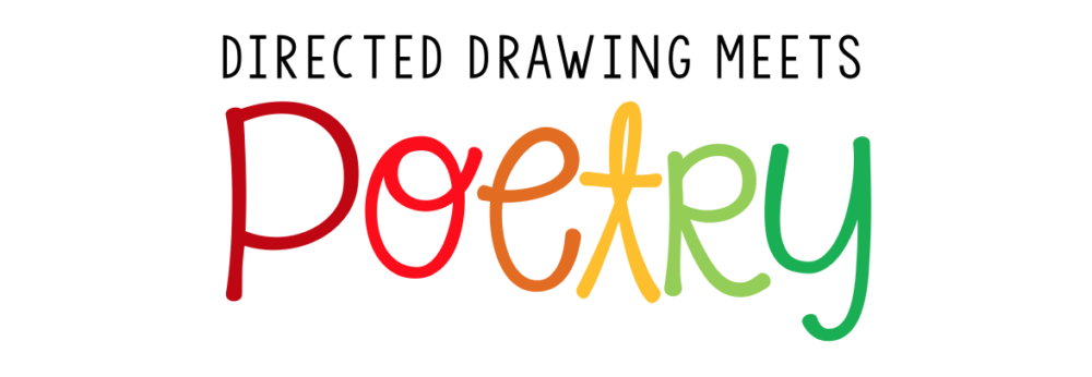 directed drawing meets poetry header