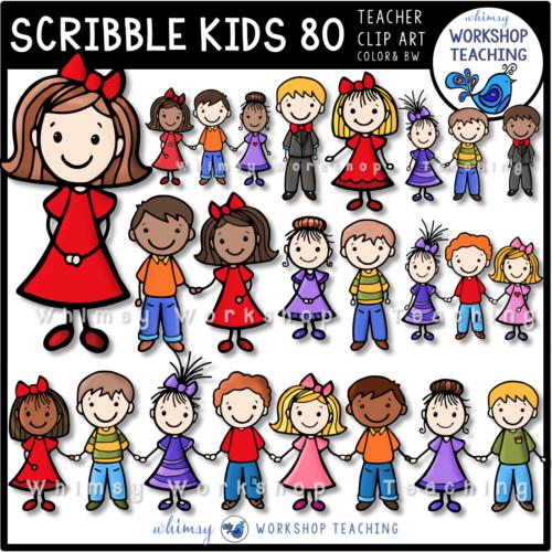 Scribble Kids WWT