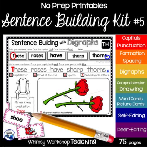 Sentence Kit 5 cover