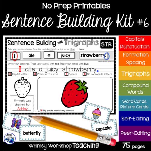 Sentence Kit 6 cover