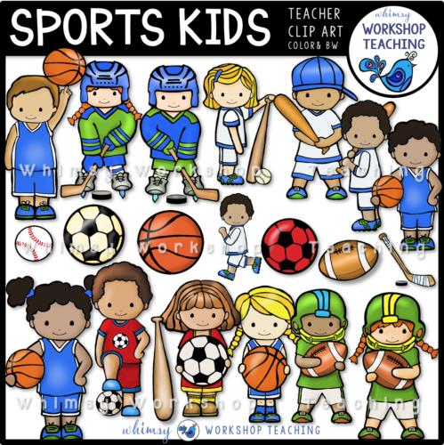 Sports Kids WWT