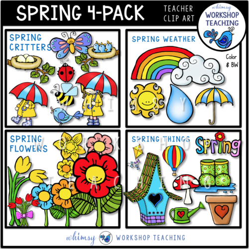 Spring 4 pack WWT